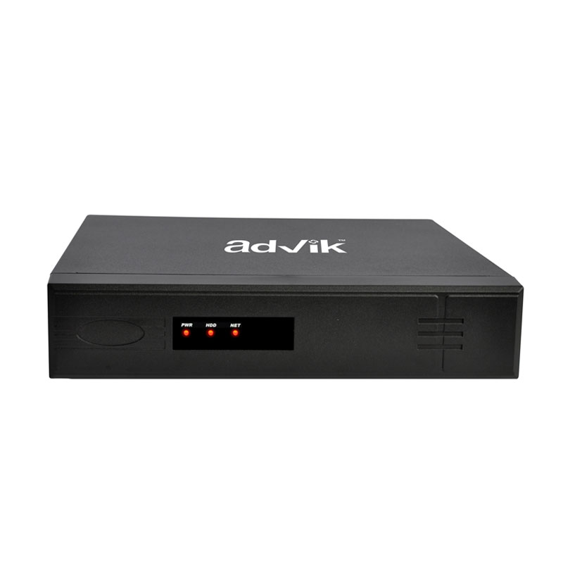 ADVIK 4 CH 1080 P SUPPORTED 1 SATA UPTO 6 TB CLOUD ENABLE AD-6004T-PL
