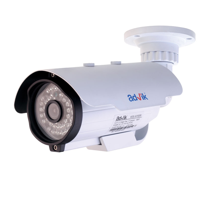 ADVIK 2 MP BULLET CAMERA EXMOR 3.6 MM AD-IPCB2R2 WDR 20 METER
