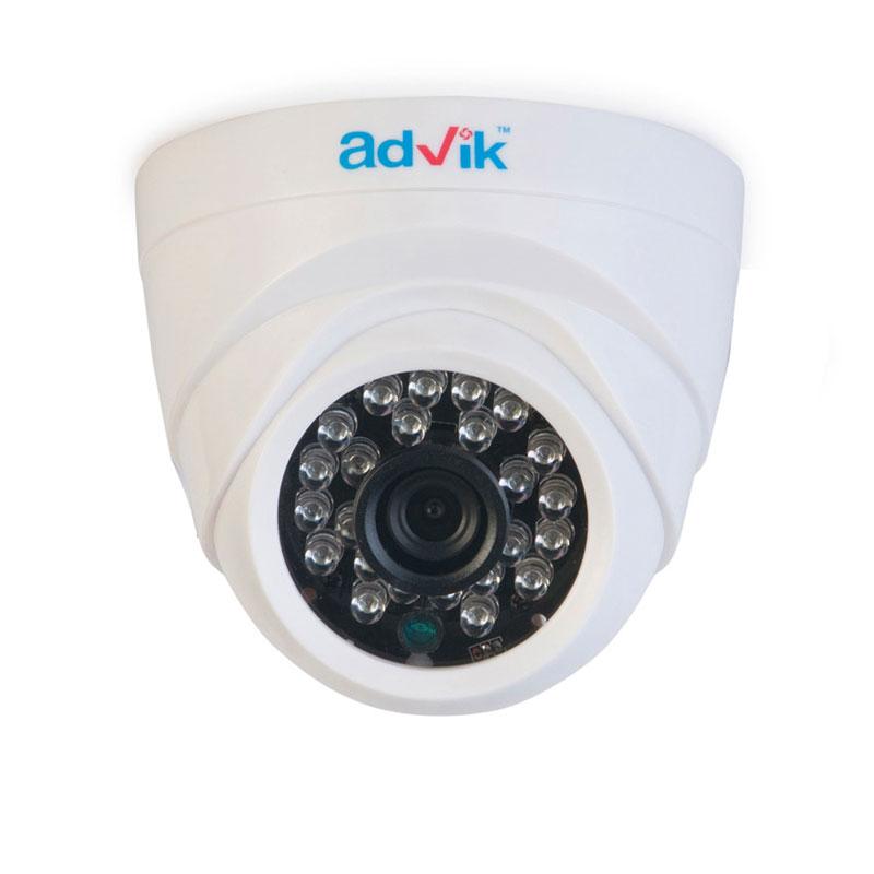 ADVIK 1.3 MP DOME CAMERA EXMOR 3.6 MM AD-IPCD13R3 WDR