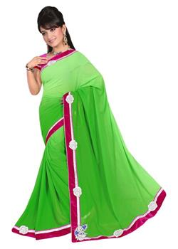 WEIGHTLESS SAREE