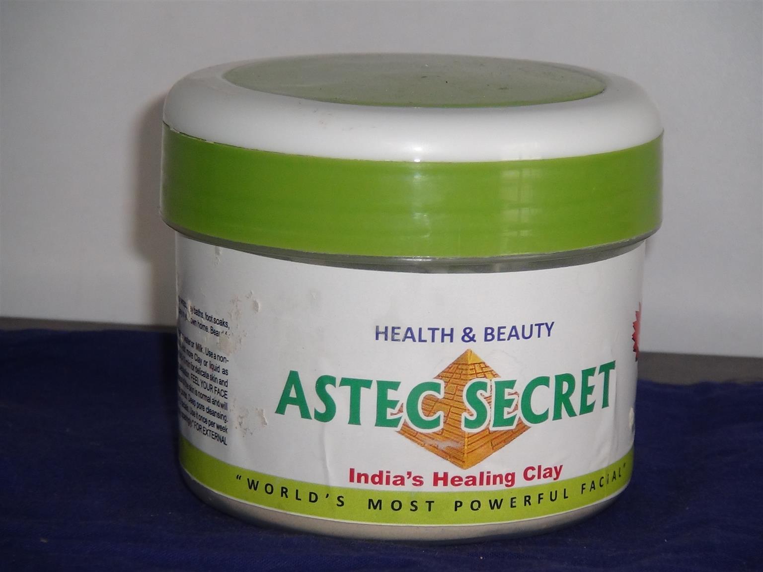 ASTEC SECRET HEALTH & BEAUTY WORLDS MOST POWERFULL FACIAL