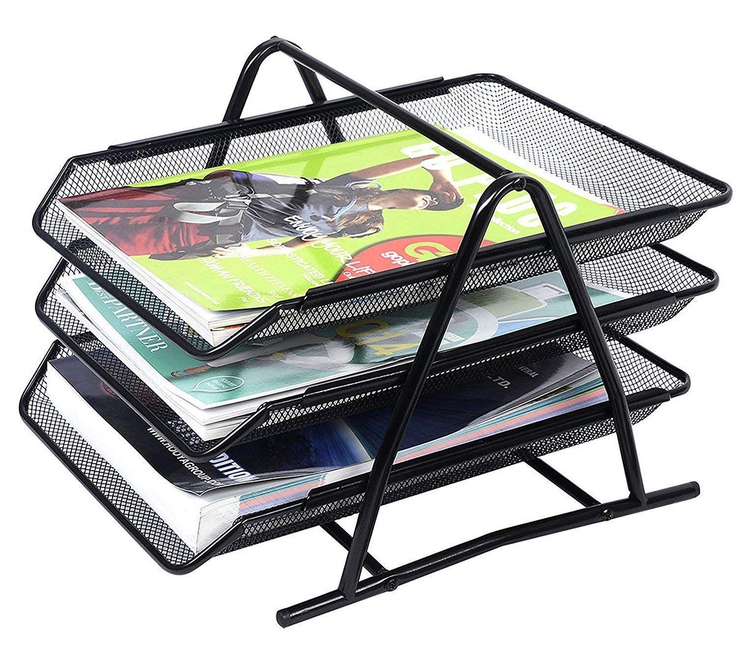Metal Tray 3 layer