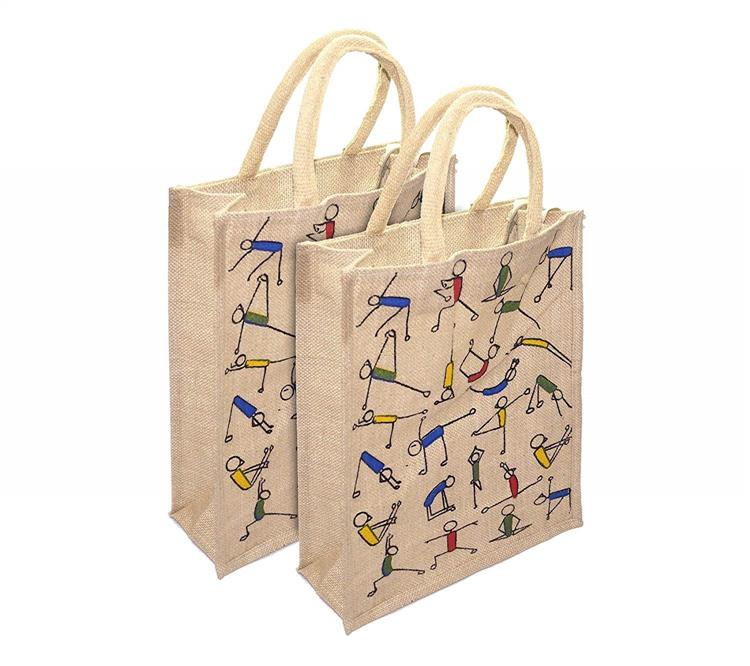 Carry bag / Jute bag - 2 Pack