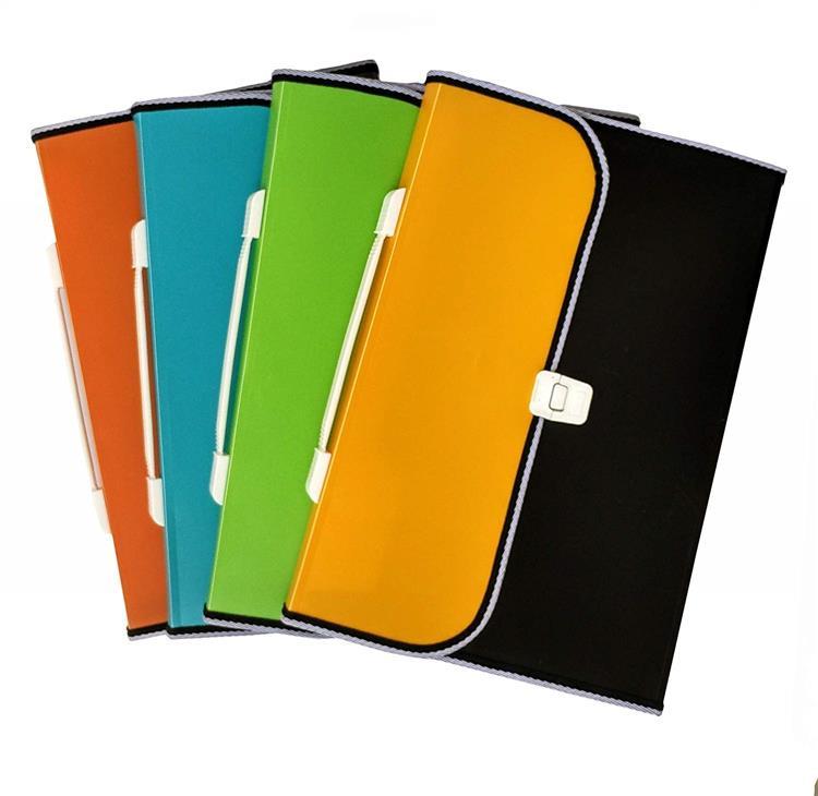 Expandable F/C Size File Folder