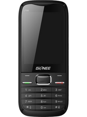 GIONEE L700 BLACK