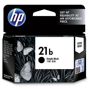 HP C9351BA 21B BLACK INK CARTRIDGE