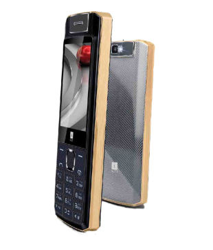 IBALL AVONTE 2.4G MOBILE PHONE WITH ROTATING CAMERA