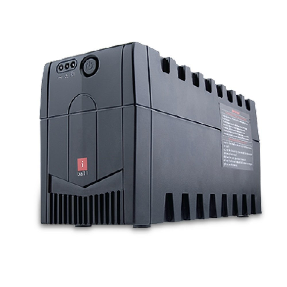 IBALL NIRANTAR UPS-621V(600VA) POWER PROTECTION