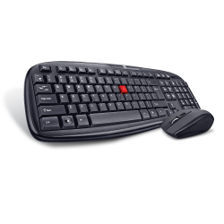 IBALL DUSKY DUO CORDLESS USB RECEIVER KEYBOARD