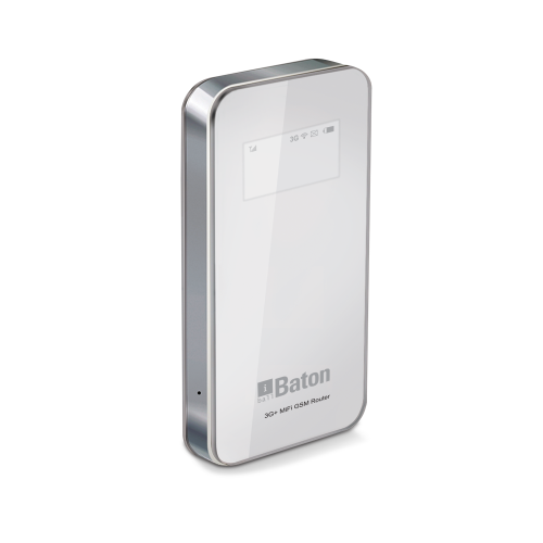 iBall 3G+ MiFi GSM Router