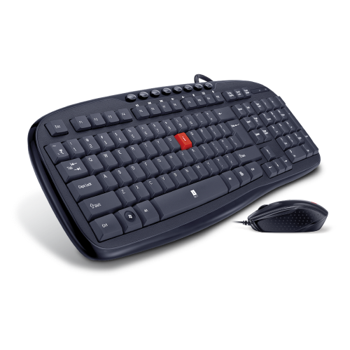 iBall Superion PS2 Keyboard and USB mouse combo