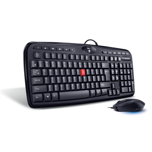 IBALL XCLUSIV K9 KEYBOARD AND MOUSE COMBO USB