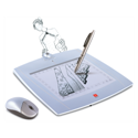 IBALL 8INCH/6INCH 1024 LEVEL TABLET WITH CORDLESS MOUSE AND PEN