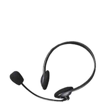 Intex Computer M/M Headphone Standard Black