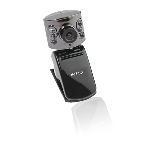 Intex Pc Webcam Night Vision 601k (IT-306WC)-270