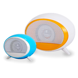 Intex Computer Multimedia Speaker Aster Yellow