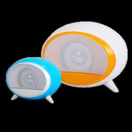 Intex Computer Multimedia Speaker Aster Yellow