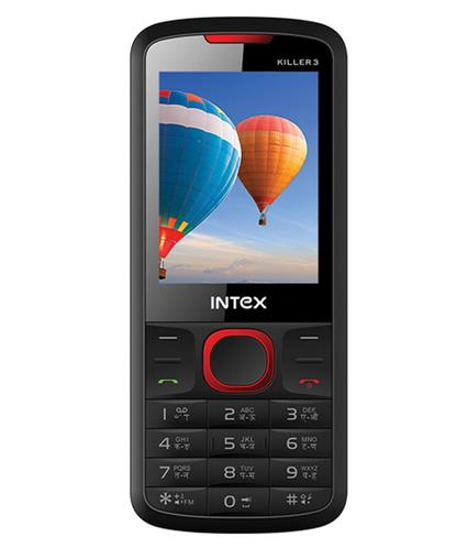 INTEX KILLER 3 BLACK