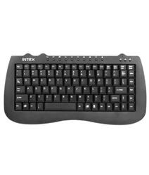 Intex KEYBOARD M/M MINI CURVE USB