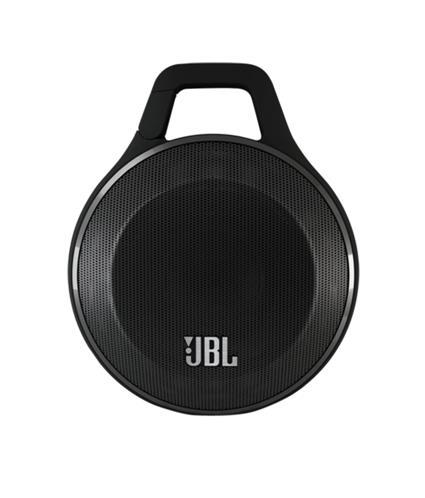 JBL CLIP-BLK 1.1 CHANNEL BLUETOOTH SPEAKERS (BLACK)