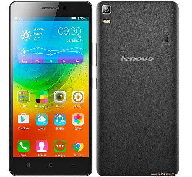 LENOVO A7000 SMART PHONE BLACK