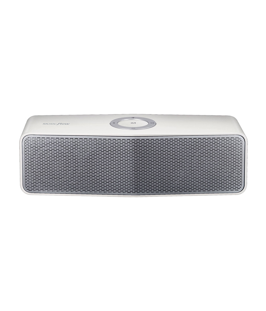 LG NP7550 2.0 CHANNEL BLUETOOTH SPEAKER (SILVER)