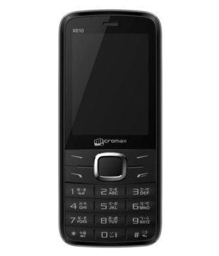 Micromax X601 (Black)