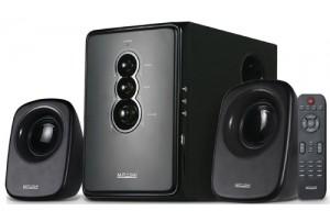 Mitashi 2.1 SUB WOOFER SYSTEM, 2200 W PMPO, DIGITIAL FM RADIO/MMC/USB/REMOTE