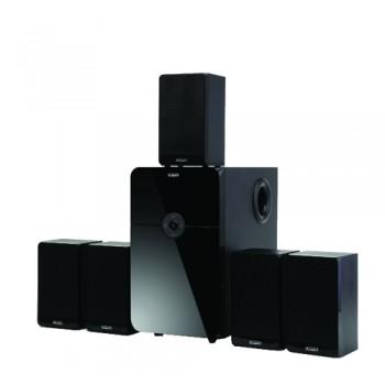 MITASHI 5.1 SUB WOOFER SYSTEM, 8500 W PMPO, 120 W RMS/DIGITIAL FM RADIO/MMC/USB
