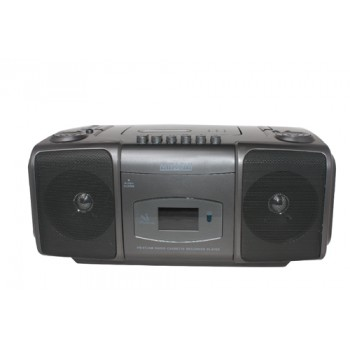 Mitashi 8 IN 1 BOOMBOX  WITH USB / MMC / FM / CASSETE PLAYER / CD RIPPING