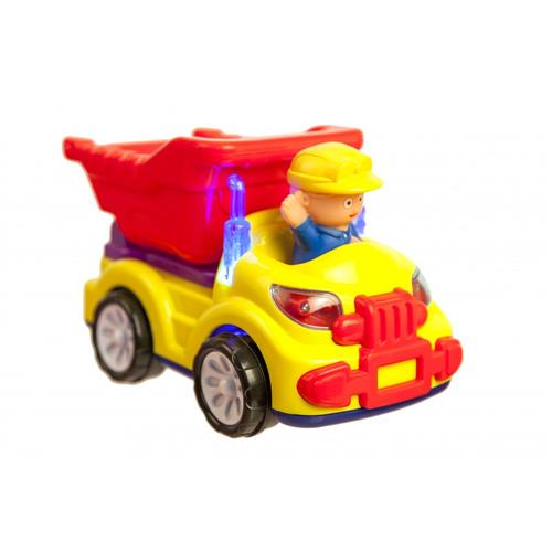 Mitashi Sky Kidz Budding Builder Cement Mixer