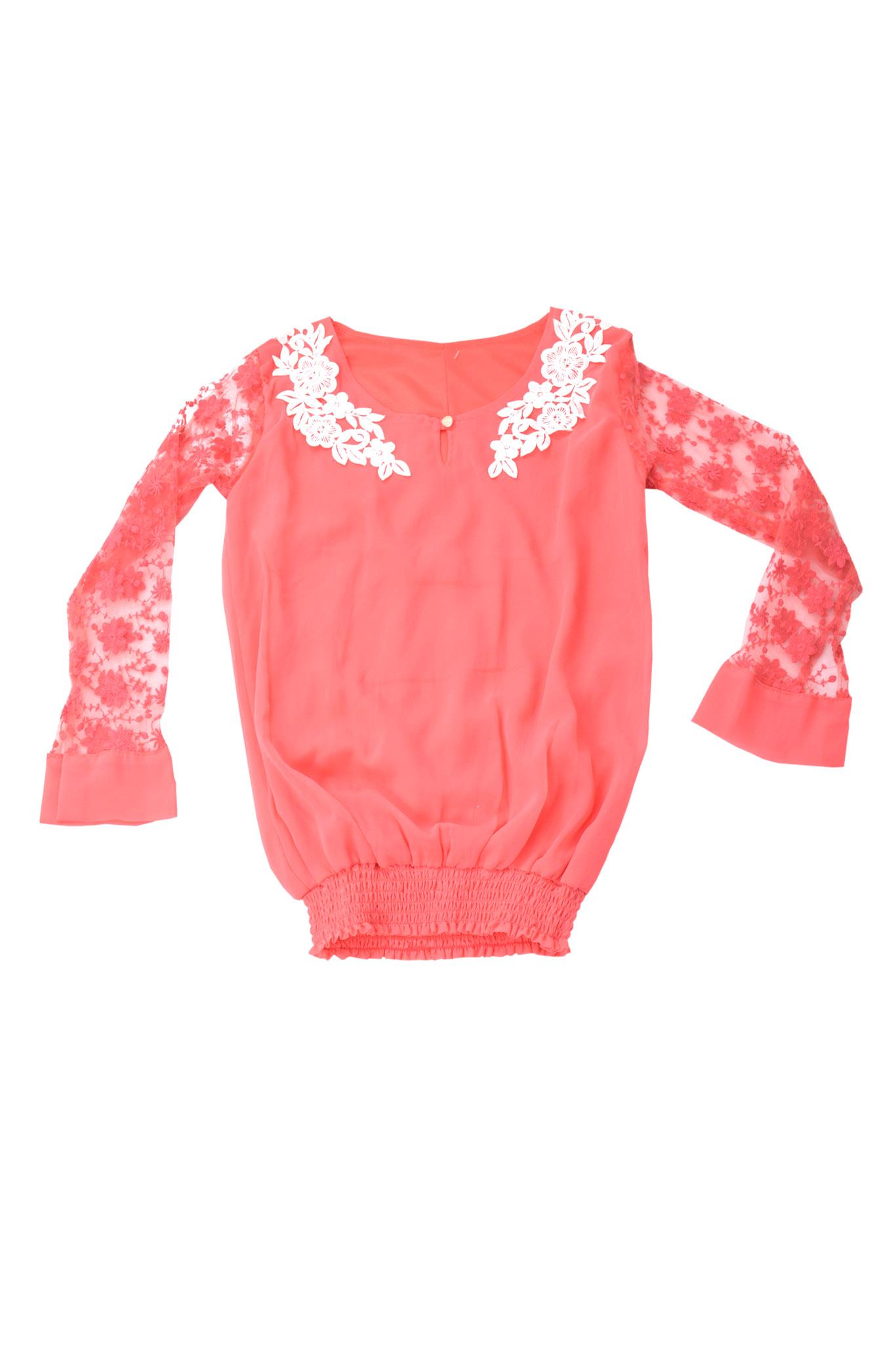 Designer Pink Top