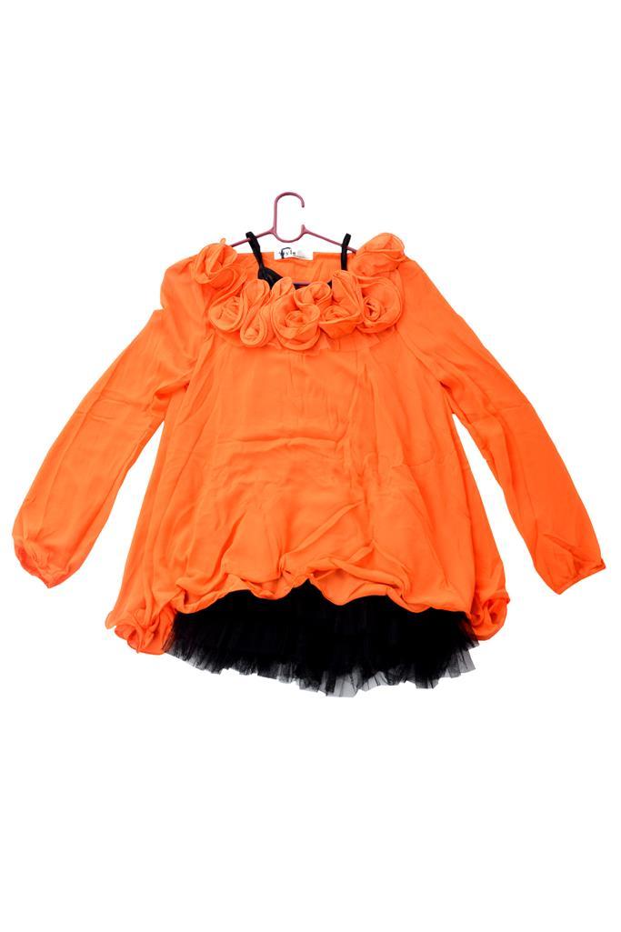 Attractive Orange Top
