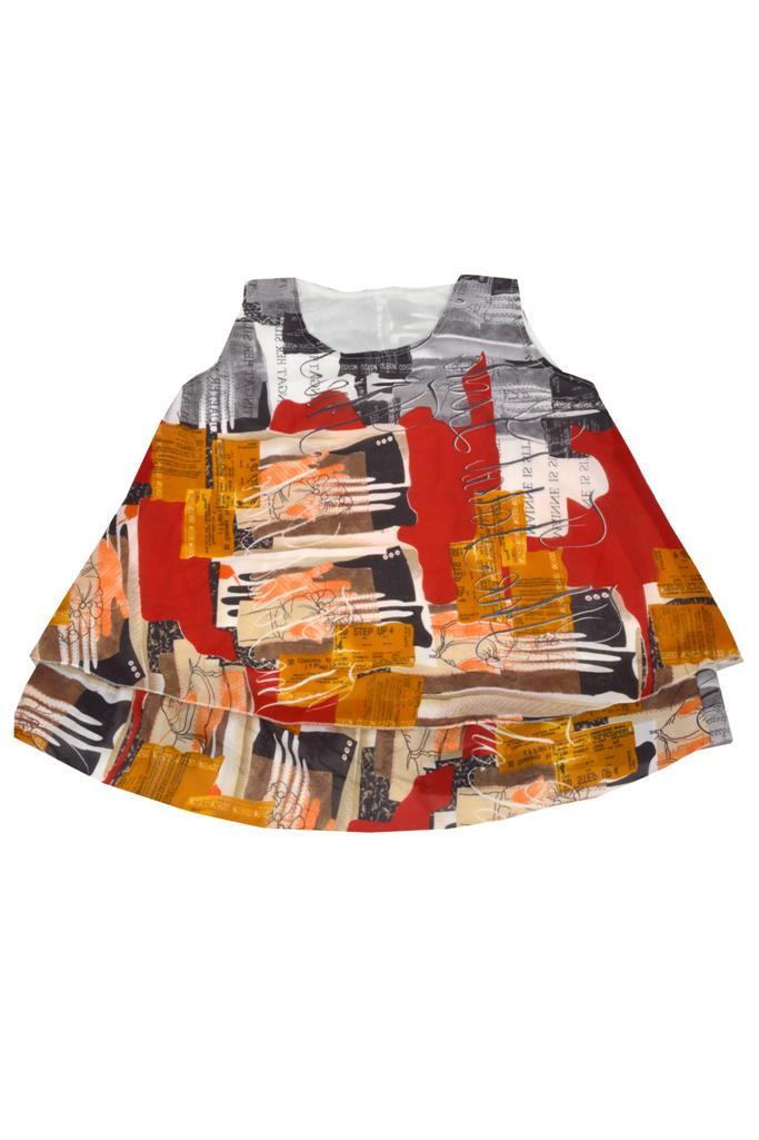 Designer Multicolor Top