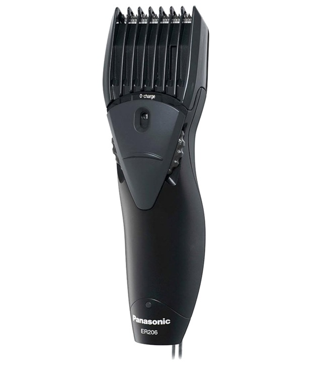 PANASONIC ER206 TRIMMER FOR MEN (BLACK)