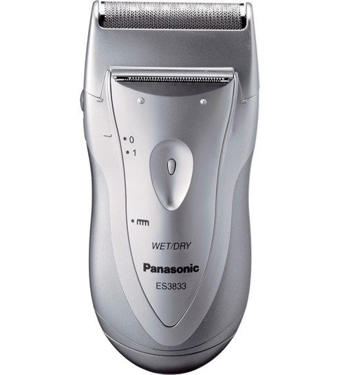 PANASONIC ES3833 SHAVER FOR MEN (SILVER)