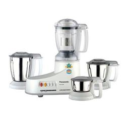Panasonic Mx-Ac 400 - 4 Jar Mixer With Juice Extractor White, 550 Watt