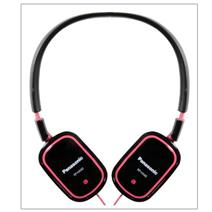 PANASONIC RP-HX40E-PK OVER-EAR HEADSET (PINK & BLACK)