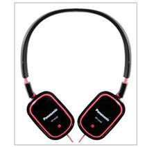 PANASONIC RP-HX40E-PK OVER-EAR HEADSET (PINK & BLACK)