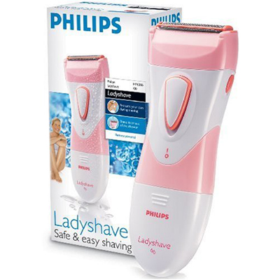 PHILIPS HP6306 SHAVER FOR WOMEN (PINK)