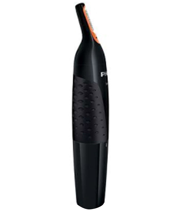 PHILIPS  NT1150/10  NOSE TRIMMER FOR MEN (BLACK)