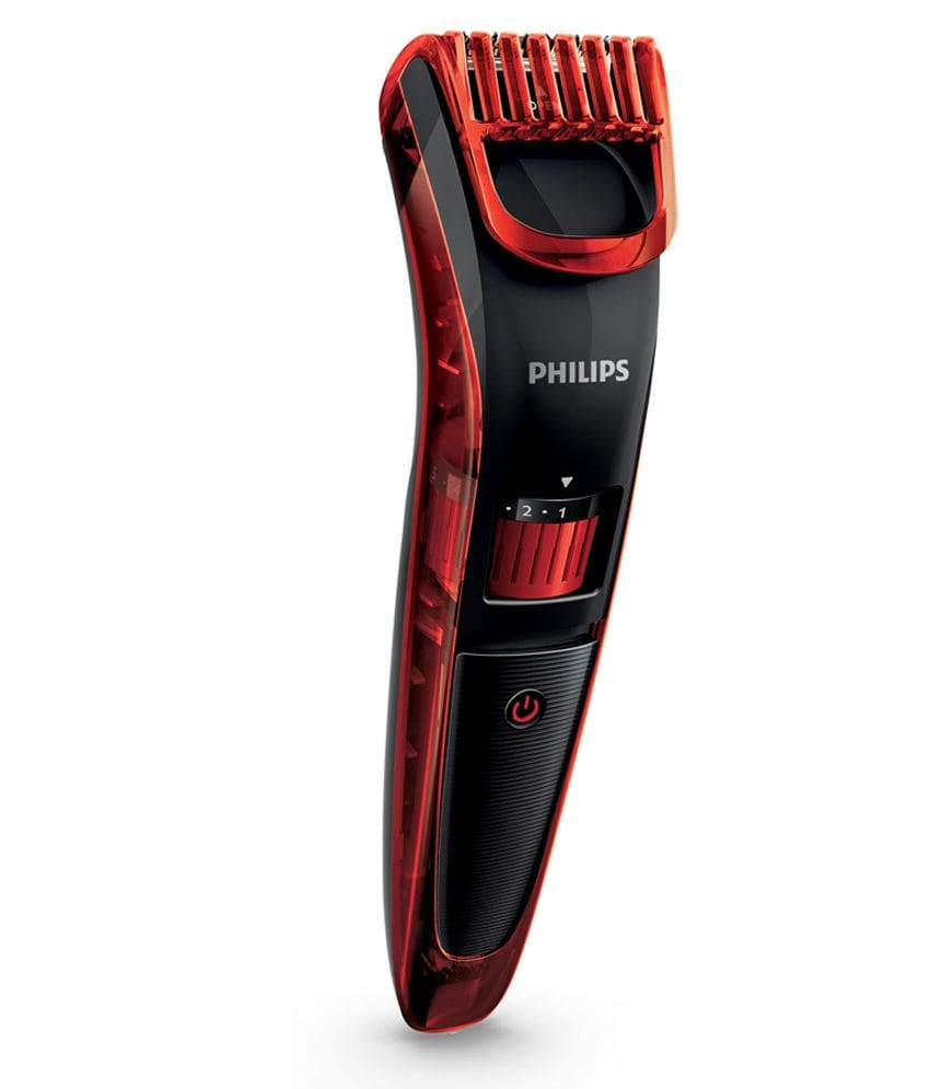 PHILIPS QT4006/15 TRIMMER FOR MEN (BLACK)