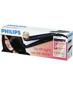 PHILIPS HP8310 HAIR STRAIGHTENER (BLACK)