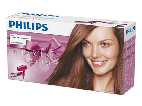 PHILIPS HP8647/00 STYLING KIT (PINK)