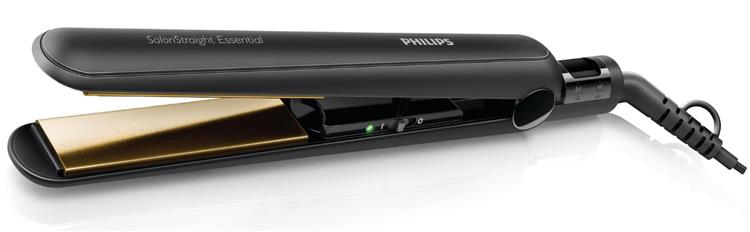 PHILIPS HP8659 HAIR STRAIGHTENER  (BLACK)