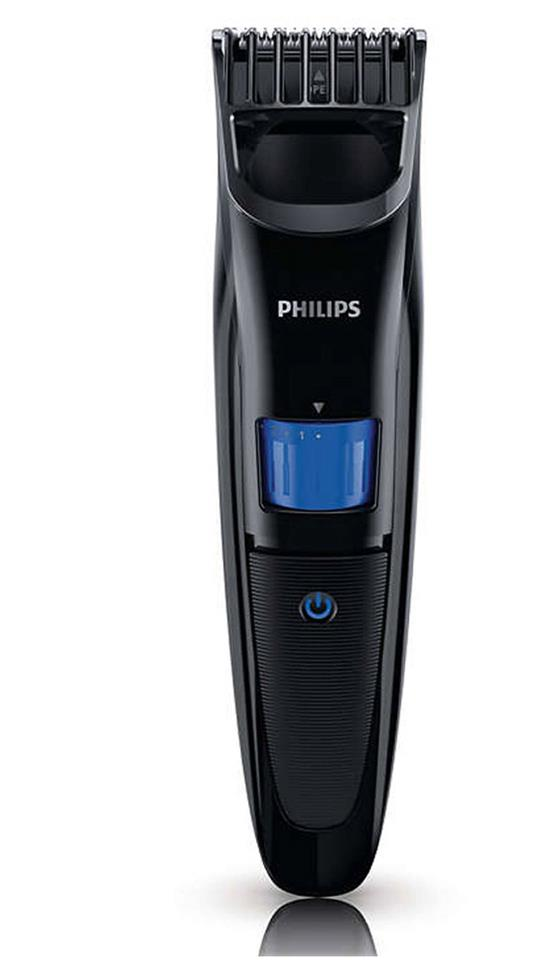 PHILIPS QT4000/15 TRIMMER FOR MEN (BLACK)