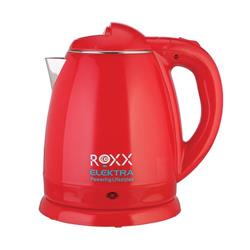 Roxx Unity Electric Kettle - Red, 1.5 ltr