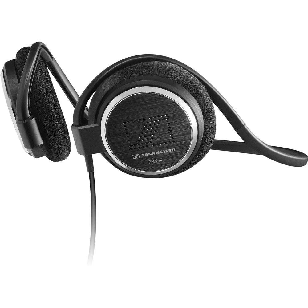SENNHEISER PMX-90 ON-EAR HEADPHONES (BLACK)