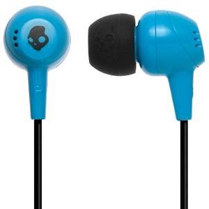 Skullcandy S2DUDZ012 In-Ear Headphone (Blue)