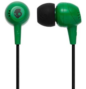 Skullcandy S2DUDZ023 In-Ear Headphone (Green)